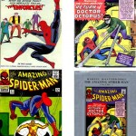 Couvertures des n°10 (Spider-Man par Kirby), 11 (les jambes de Spider-Man sont corrigées par Kirby) et 35 (Spider-Man par Kirby). La retouche du n°11 peut être décelée en comparant la couverture originale du comic book reprise par Kirby à celle rééditée dans le volume 2 des Marvel Masterworks (curieusement, du Ditko à 100 %).