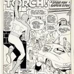 Splash page de Amazing Spider-Man n°8.