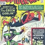 Le Green Goblin de Ditko apparaît dans Amazing Spider-Man n°14.