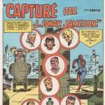 Splash Amazing Spider-Man n°25, paru dans Strange 24 et dans l'album L'Araignée n°15 : « L'Araignée et le robot ».