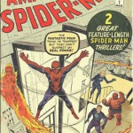 Couverture d'Amazing Spider-Man n°1.