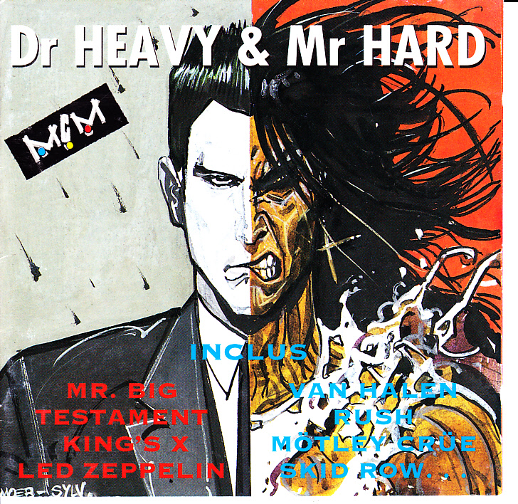 8 Dr Heavy and Mr Hard 1992
