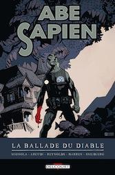 Abe Sapien 2 cover