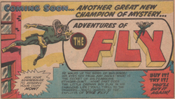 « The Fly » de Simon & Kirby.
