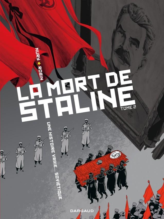 La mort de Staline, t. 2 _ Funérailles