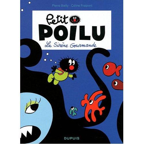 Petit Poilu tome 1 couverture