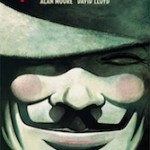 V pour Vendetta cover