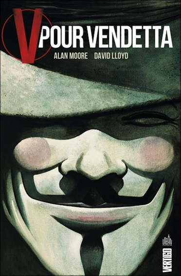 a comprehensive analysis of v for vendetta a novel by alan moore V for vendetta is alan moore's graphic novel about anarchist v combating the fascist government in a dystopian uk the film adaptation was the same but different.