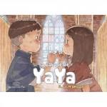 la balade de Yaya couverture