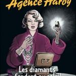 « Agence Hardy » T7 (« Les Diamants fondent au soleil »)