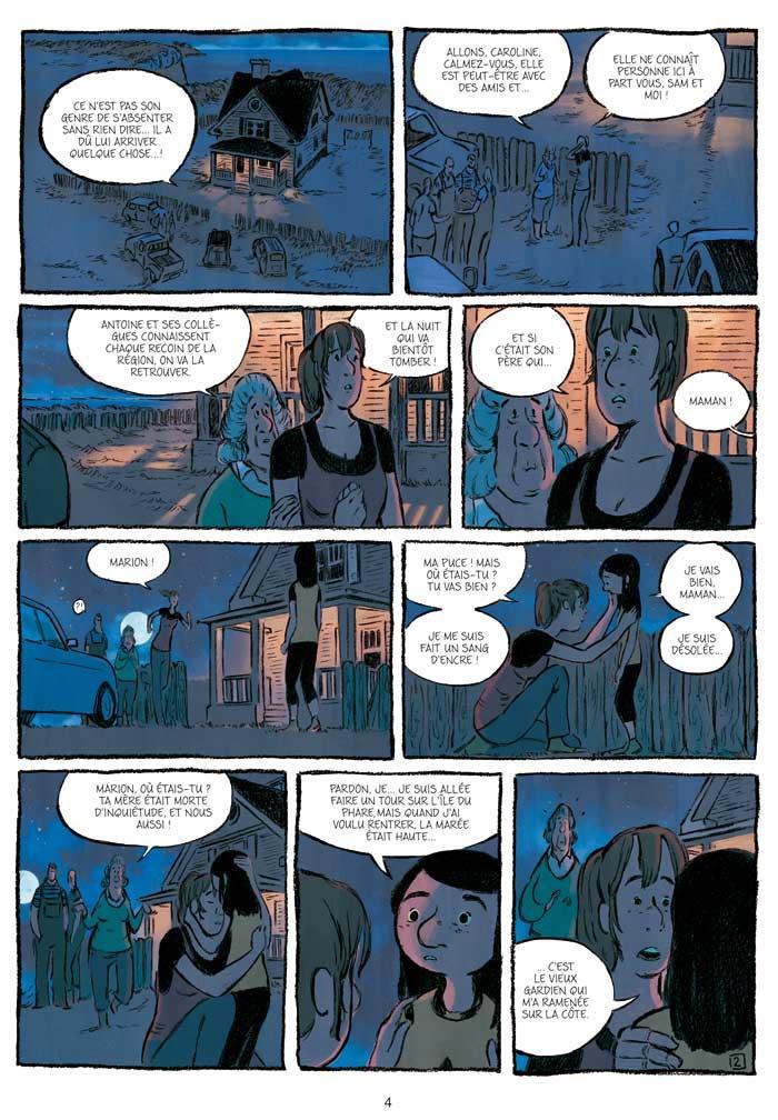 La Mémoire de l'eau tome 2 page 4