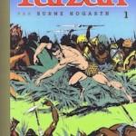 Tarzan 1 cover