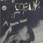 couverture de l'édition 1972 du roman L'écume des jours