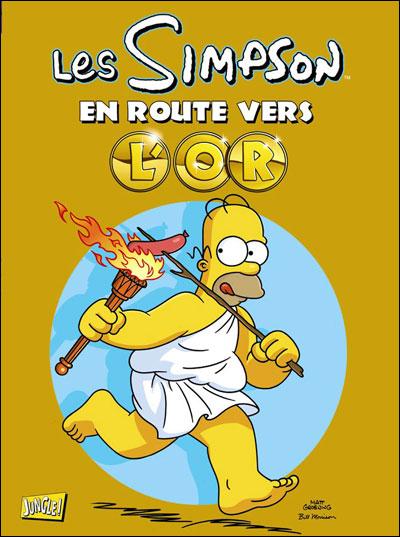 Les Simpson en route vers l'or