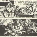 « Le Métier de Mario » dans le n°61 de Charlie Mensuel (janvier 1974).