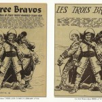 Three Bravos