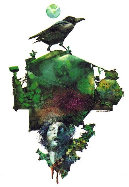 Toppi corbeau