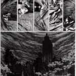 Premières pages du « Retour de Cromwell Stone ».