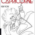Les influences japonaises d'Andréas sur « Capricorne » tome 15.