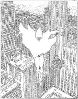 La couverture de l'intégrale 2 de « Rork ».