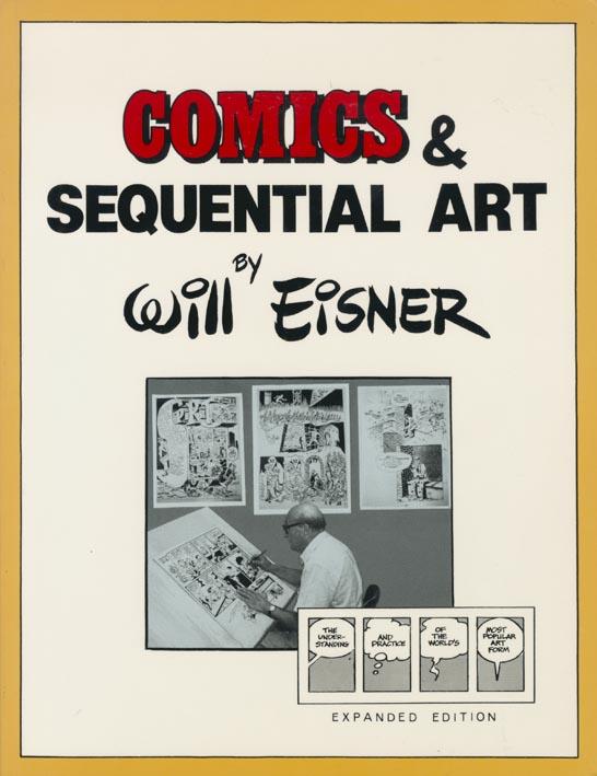 29 Eisner Comics & Sequential Art