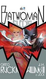 Batwoman 0 cover