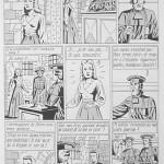 « Le Crime de Tolumont », en 1950.