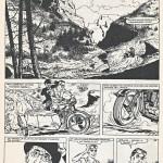 La première page d'« Une tuyère pour Euridice ».