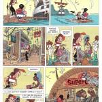Famille Pirate planche 13