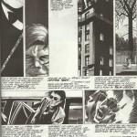 Hommage à John Lennon paru dans un n° spécial du mensuel (À suivre) qui était consacré à cet artiste, en janvier 1981.