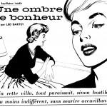 Illustration d'Arthur Piroton pour un roman paru dans le n°1906 de Bonnes Soirées, en 1957.