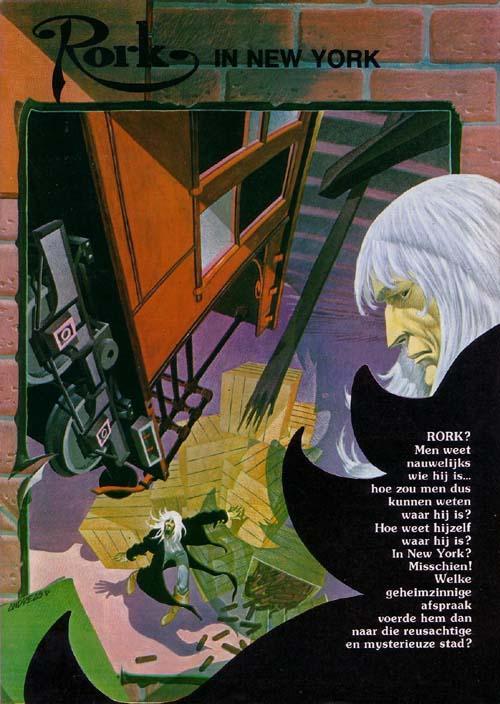 Kuifje n°40 de 1980.