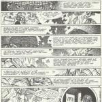 Une histoire peu connue d'Andreas, publiée uniquement dans le n°1 du magazine Viper des éditions Sinsemilla, au 4ème trimestre 1981.