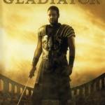 "Affiche pour ""Gladiator"" (R. Scott, 2000)."