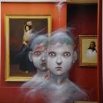 La Comtesse del Carpio de Goya et les jumeaux Regodesebes © Enki Bilal.