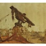 « Frère de rouille » par Cyril Pédrosa