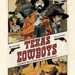 Couverture finale pour «Texas CowBoys » T1