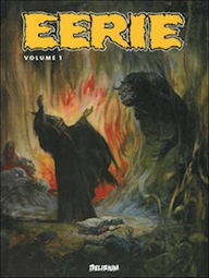 Eerie 1 cover