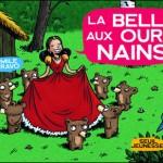 La Belle aux ours nains couverture