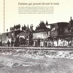 Le Train des Orphelins photographie d'archives