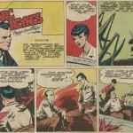 Ainsi, ce deuxième épisode de « Marc Reynes » paru dans O.K., en 1948, a-t-il certainement été dessiné (par Christian Gaty ?) dans l'Atelier 63 de Raymond Poïvet !