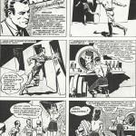 Une page de « Marc Reynes » dans l'hebdomadaire O.K. !