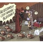 """""""Les Sept ours nains"""" Sauve qui peut !"""
