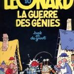 T.10 : La guerre des génies (1983)