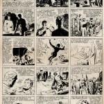 Page des « Diamants de l'Oural » parue dans le n°266 de Vaillant, du 18 juin 1950.