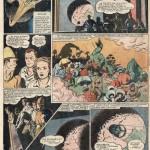 Page des « Pionniers de l'espérance » parue dans le n°55 de Vaillant, du 2 mai 1946.