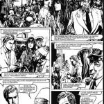 Première bande dessinée de Paolo Eleuteri Serpieri publiée dans le n°0 de Lanciostory du 14 avril 1975 : « L'Antica maledizione », en treize planches.