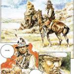 Ce « Sciamano » (« Shaman ») paru dans le n°17 de Lanciostory du 28 avril 1980 est encore inédit en français.