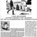 Texte de Fred illustré par Raymond Poïvet, au n°378 de Pilote du 19 janvier 1967.