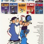 4ème de couverture du tome 27 (1997)